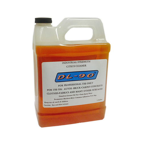 DL-90 Professional Citrus based cleaner 1-Gallon